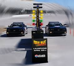 ams friday drags to debut tree starting light