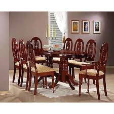 Chair Dining Table Modern Dining Table And 6 Chairs Clear Glass Dining Table And 6