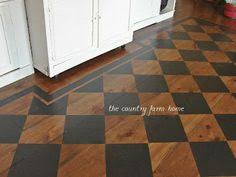 floor and decor ta the country farm home ta dah the checkerboard floor is done