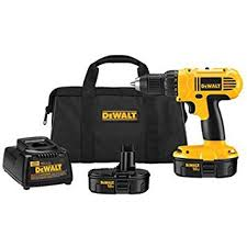 amazon black friday dewalt dewalt dc970k 2 18 volt compact drill driver kit power drills