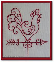 K Henblock Quilt Inspiration Free Pattern Day Chickens