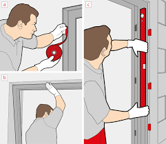 How To Install An Exterior Door Frame How To Install Front Door In New Construction Windows24