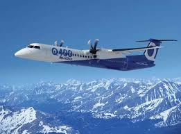 canada u0027s jazz air orders 15 bombardier q400 nextgen turboprop