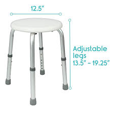 Bathroom Accessories For Disabled by Amazon Com Vive Shower Stool Adjustable Bath Tub Seat For