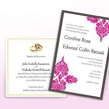 personalized wedding invitations personalized wedding invitations walmart