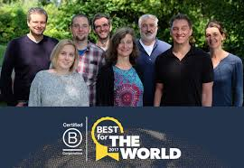 Best B Meet The B Corps Best For The World 2017 Thermaflex Nwe B
