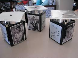 graduation cap centerpieces personalized grad party centerpieces out of tissue boxes