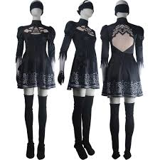 anime halloween nier automata android 9s costume yorha no 9 model s anime