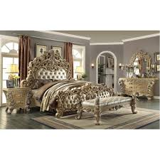 Bedroom Furniture Classic by Hd 7012 Homey Design Bedroom Set Victorian European U0026 Classic Style