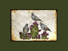 quail wildlife art by don breeden