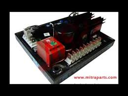 avr leroy somer automatic voltage regulator youtube