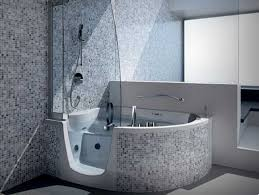 Modern Bathroom Tub Awesome Walk In Shower Tub Combo Ideas The Evolution Of Modern