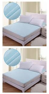 buy home castle non woven fabric waterproof double bed mattress