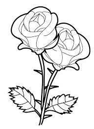 imagenes para colorear rosas resultados de la búsqueda de imágenes dibujos de rosas yahoo