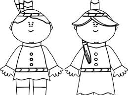 coloring pages happy boy 30 pilgrim boy and girl coloring pages pilgrim girl coloring page