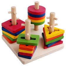 baby toy rings images Many toy educational baby toy column shape rings building blocks 1 jpg