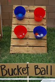 Backyard Olympic Games For Adults Country Fair Birthday Party Ideas Fun Bucket County Fair And