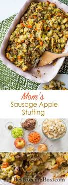 s sausage apple recipe for thanksgiving
