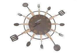 horloge de cuisine design horloge murale cuisine unique horloge cuisine design horloge
