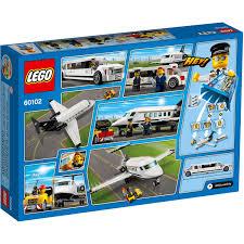 lego city airport airport vip service building set 60102