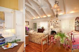 fireplace stunning family room with sloped ceilings and ceiling