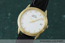 piaget automatic piaget 18 ct gold automatic kal p951 ref 15988 152298