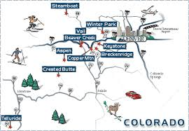 map of colorado ski resorts map of colorado ski areas afputra