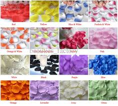 Where To Buy Rose Petals 50 Bags Silk Rose Petals Wedding Favour Party Flower Decoration