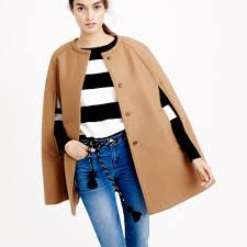 trendy ideas to wear cape coats with your outfit mybestfashions