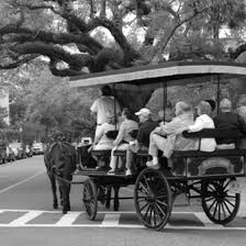 Georgia cheap ways to travel images Savannah carriage tours usa today jpg