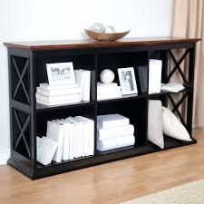 White 2 Shelf Bookcase by Belham Living Hampton Console Table 2 Shelf Bookcase White Oak