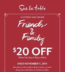 sur la table promo sur la table hi friends family your coupon is here milled