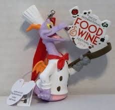 disney epcot food wine festival 2016 figment ornament