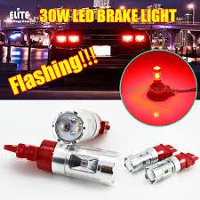 jeep jk led tail light bulb 3057 3157 p27 7w 30w flashing car led brake light tail light bulb