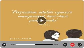 Quotes Dilan Quotes Novel Dilan Bikin Baper Apk 1 0 Only Apk File