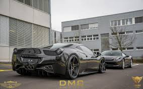 modified ferrari ferrari 458 italia modified by dmc carpower360 carpower360