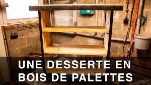 Desserte De Cuisine Bois by
