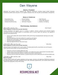 Dental Hygiene Resume Samples by Sample Resumes For Jobs 2016 Experience Resumes