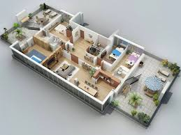 Home Design Architecture 3d by Home Design 24 Pictures Of 3d Apartment Design Architecture
