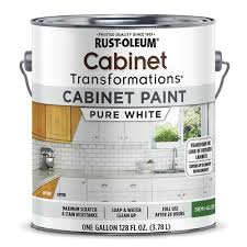 rustoleum kitchen cabinet paint rust oleum cabinet transformations semi gloss white