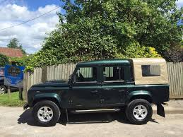 land rover discovery pickup land rover defender 110 2 4 pick up e h douglas