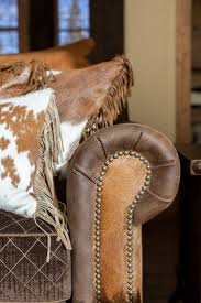 Leather Cowhide Fabric Best 25 Cowhide Chair Ideas On Pinterest Cowhide Decor Cowhide