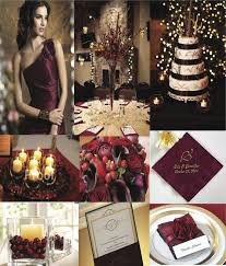 november wedding ideas cran gold ivory developed for client s november wedding just