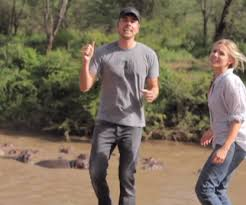 Dax Shepard Greatest Living Couple Kristen Bell And Dax Shepard Made A Game Of