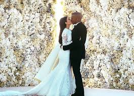 everything wedding and kanye west s wedding everything you missed