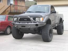 2002 toyota tacoma front bumper elite 1st front bumper toyota trucks toyota