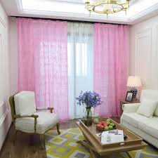 Amerikanische Luxus Schlafzimmer Wei Aliexpress Com Sunnyrain 1 Teilig Rose Geformt Weiß Tüll Vorhang