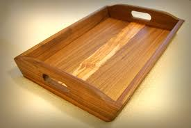 Wooden Serving Trays For Ottomans by Wood Tray For Ottoman Kashiori Com Wooden Sofa Chair Bookshelves