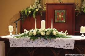 wedding altar flowers church altar flowers for weddings church flowers wedding
