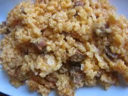 cuisiner avec un rice cooker risotto au chorizo au rice cooker recette ptitchef